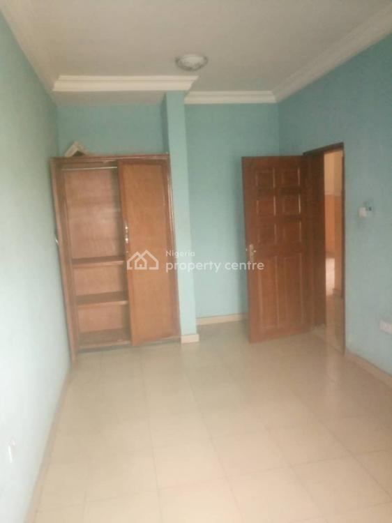 Spacious 2 Bedroom All Rooms Ensuite Flat ( Upstairs), Yaba, Lagos, Flat for Rent