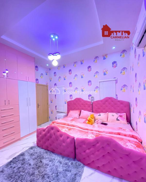 Fully Furnished 5 Bedroom Detached House, Ikota Villa, Ikota, Lekki, Lagos, Detached Duplex for Sale