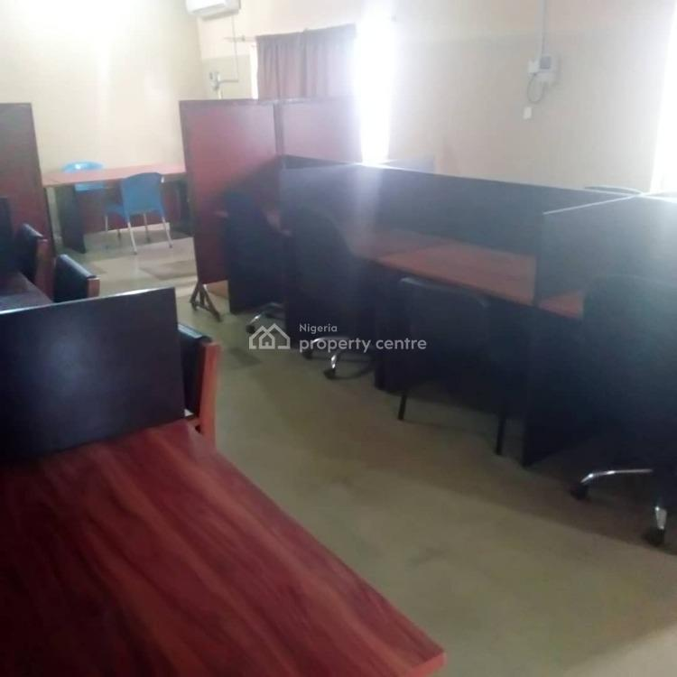 Executive Neat Office Space, Off Oba Akran Road, Ikeja, Lagos, Office Space for Rent