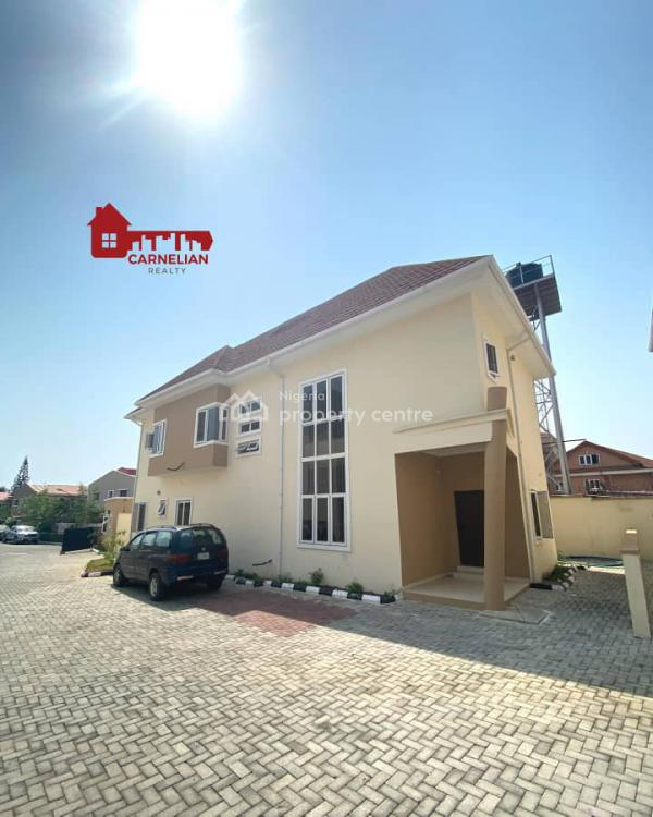 Brand New 4 Bedroom Detached House in a Fully Serviced Estate, Oniru, Victoria Island (vi), Lagos, Detached Duplex for Sale