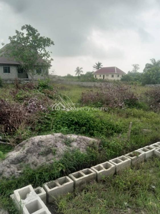 Rare Quality and Affordable, Alatise Street, Alatise, Ibeju Lekki, Lagos, Residential Land for Sale