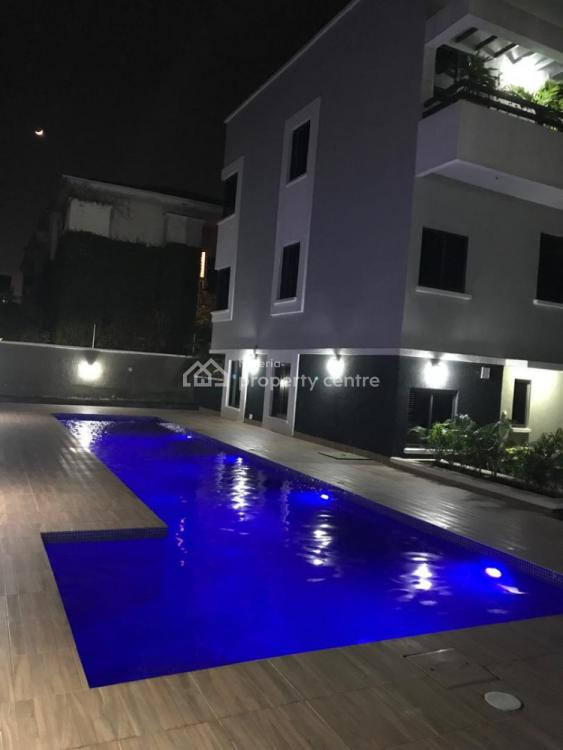 Fully Serviced 5 Bedroom En-suite Townhouse with Bq, Pool & Gym, Oniru, Victoria Island (vi), Lagos, House for Rent