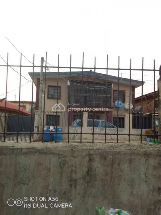 a Solid Good Block of Flats, Off Tabade Area, Akoka, Yaba, Lagos, Block of Flats for Sale
