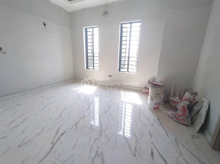 Massive 5 Bedroom Semi Detached Duplex with Bq, Chevron Drive, Lekki, Lagos, Semi-detached Duplex for Sale