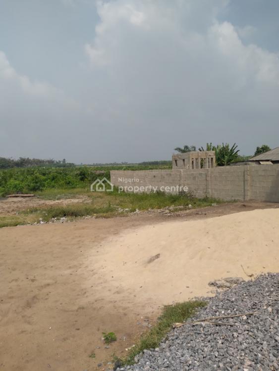 Estate with Beach View Plus, Eleko Beach Drive, Eleko, Ibeju Lekki, Lagos, Land for Sale