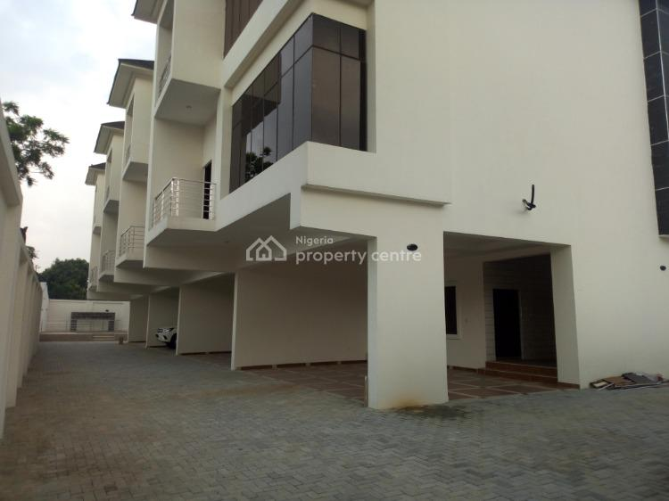 Newly Built 4 Units of 5 Bedroom Townhouse with a Unit Bq for Each, Off Bishop Abayode Cole Street, Victoria Island (vi), Lagos, Terraced Duplex for Sale