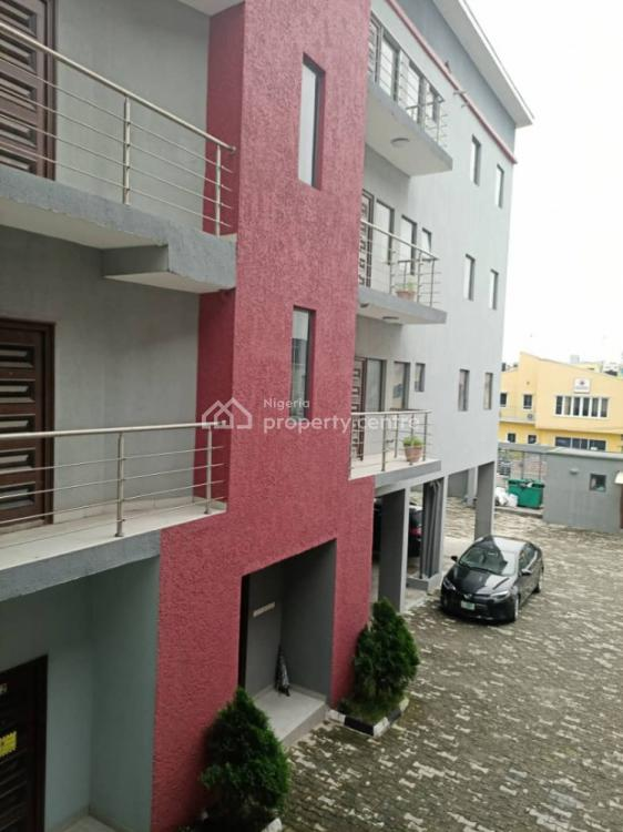 Newly Built 3 Bedroom with Bq, Ikate, Lekki, Lagos, Flat for Sale