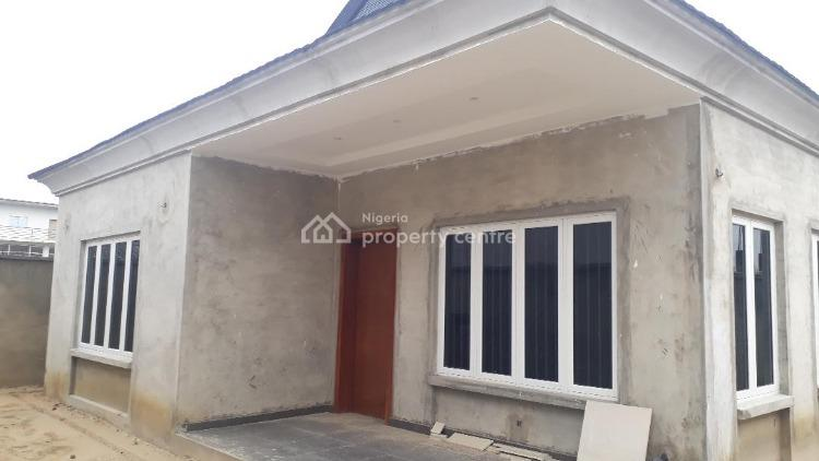 New 4 Bedroom Bungalow on 1,500sqm, Silverbird Road, Ilasan, Lekki, Lagos, Detached Bungalow for Sale