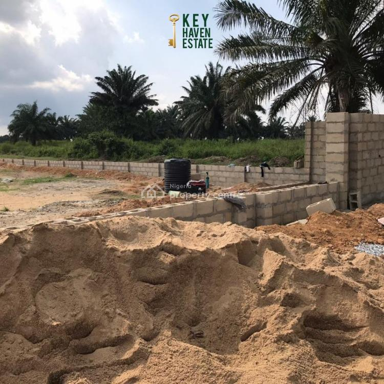 Land, Key Haven Estate Phase 2 ( Ilara Igbonla), Epe, Lagos, Mixed-use Land for Sale