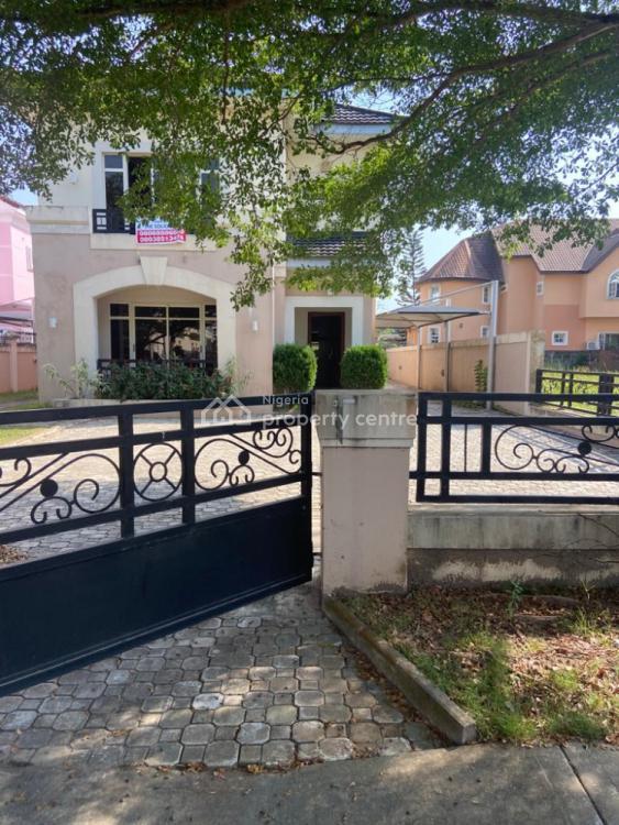 Luxury 4 Bedroom Detached Duplex + Bq, Calton Gate Estate - Chevron, Lekki, Lagos, Detached Duplex for Rent