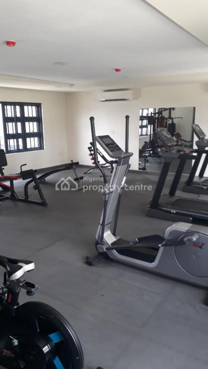 Fully Furnished 3 Bedroom Flat, Off Durosinmi Etti Street, Lekki Phase 1, Lekki, Lagos, Flat for Rent