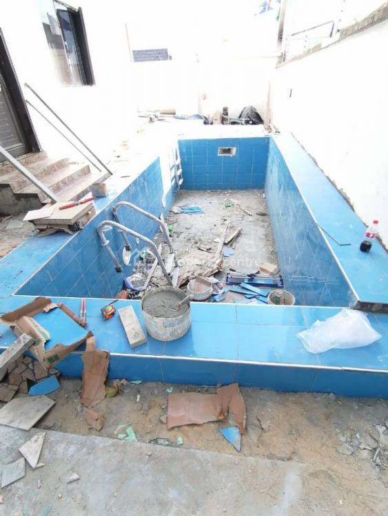Luxury 5 Bedroom Duplex with a Bq, Lekki, Lagos, Detached Duplex for Sale