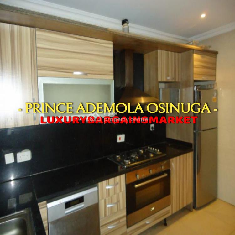 Prince Ademola Osinuga City View 4 Bedroom Apartment Deal, Old Ikoyi, Ikoyi, Lagos, Flat for Rent