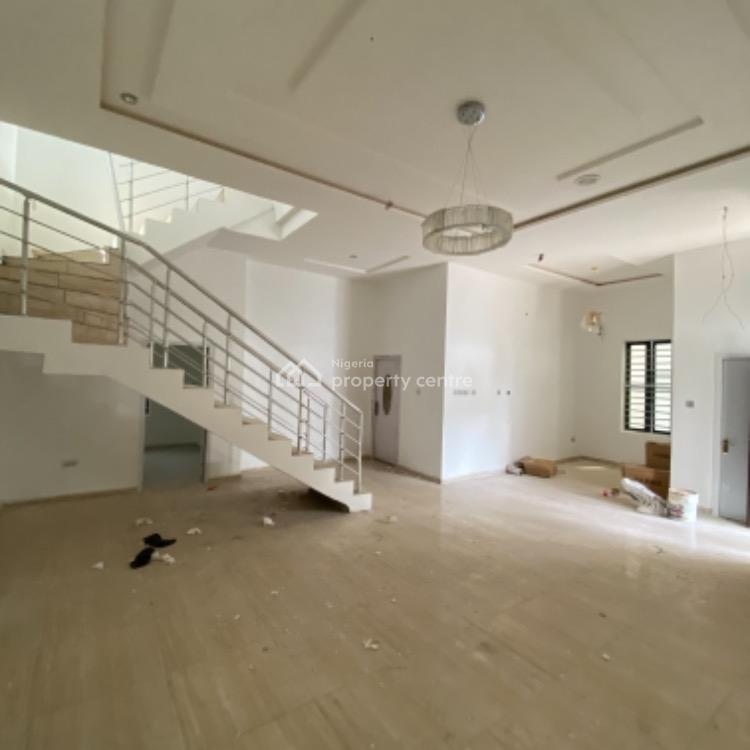 Newly Built Brand New 4 Bedroom Semi Detached Duplex., Chevron, Lekki, Lagos, Semi-detached Duplex for Sale