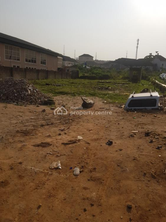 a Dry Land Measuring 620sqm in a Serene Environment, Shangisha Off Kasumu Street, Gra Phase 1, Magodo, Lagos, Mixed-use Land for Sale