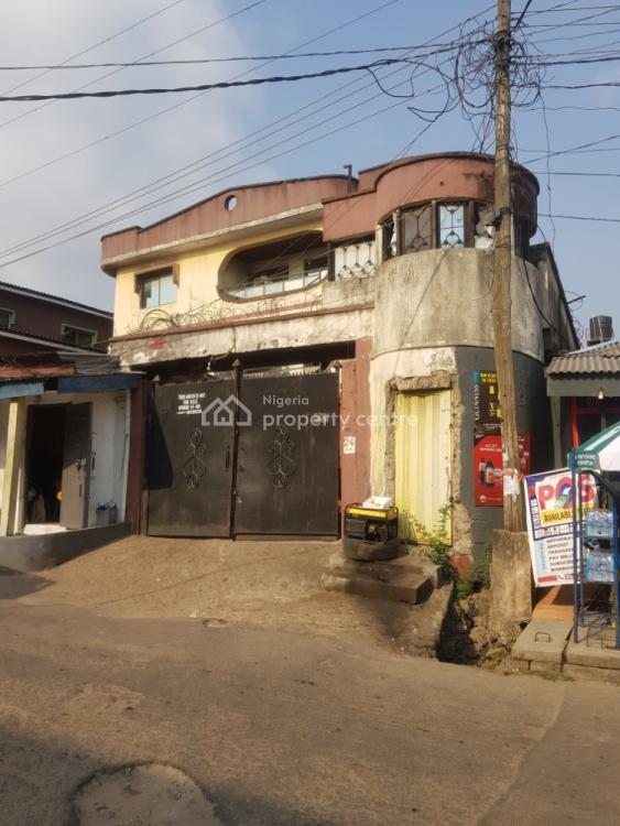 Block of 3 Bedroom 4 Flat Sitting on a Complete Plot of Land, Off Kasumu Street, Gra Phase 1, Magodo, Lagos, Block of Flats for Sale
