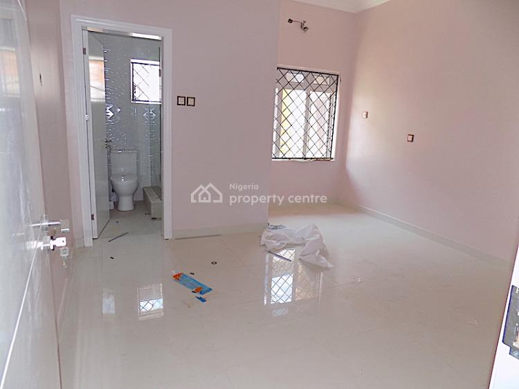 New House Very Clean 4 Bedroom Terraced with Bq + 24hrs Power+gym+pool, Ikate Elegushi, Lekki, Lagos, Terraced Duplex for Sale