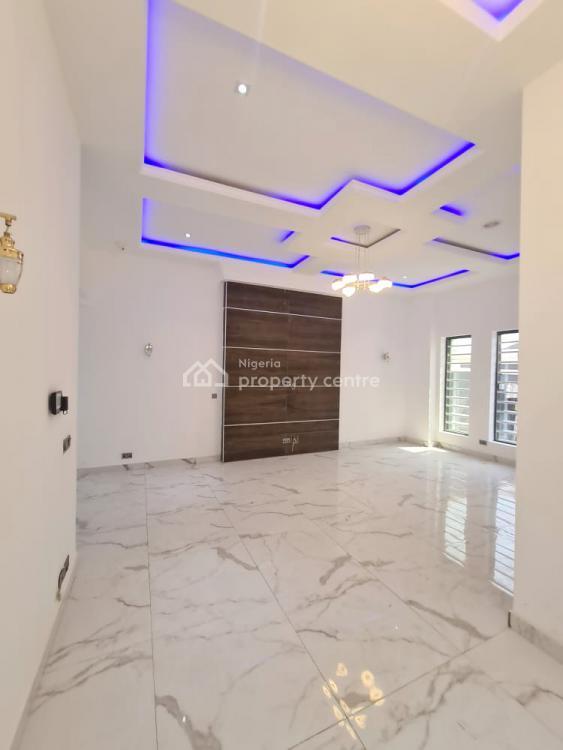 4 Bedroom Semi Detached Duplex with a Bq, Premium Road, Jakande, Lekki, Lagos, Semi-detached Duplex for Sale