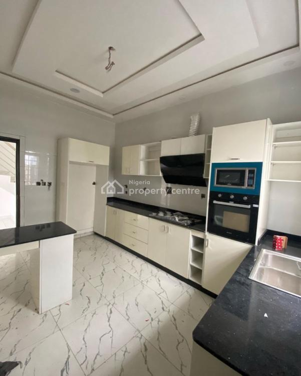 4 Bedroom Semi Detached Duplex with a Bq, Ikota, Lekki, Lagos, Semi-detached Duplex for Sale