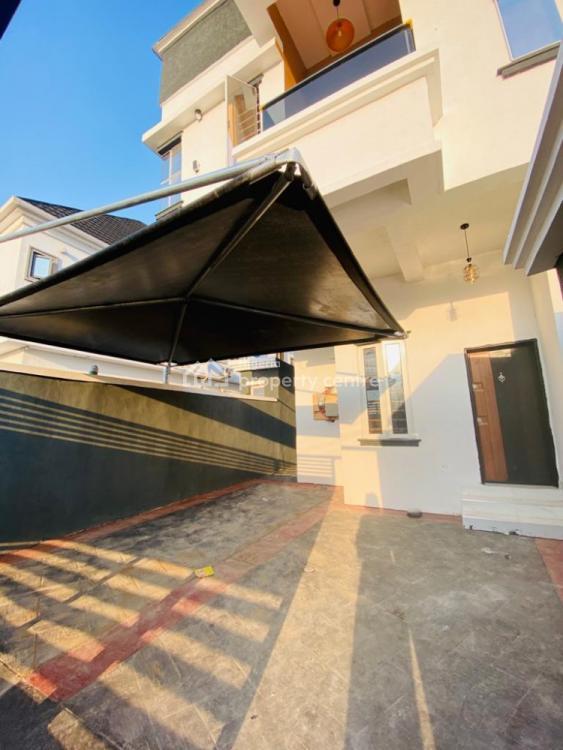 4 Bedroom Semi-detached Duplex with a Room Bq, Ikota, Lekki, Lagos, Semi-detached Duplex for Rent