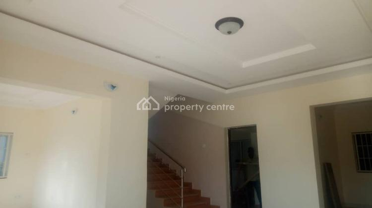 Newly and Luxury Finished 3 Bedroom Duplex with 2 Room Guest Chalet, Airport Road, Lugbe District, Abuja, Detached Duplex for Rent
