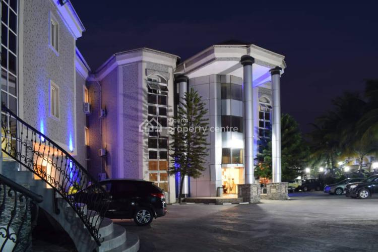 Luxury Furnished & Beautifully Crafted 30 Bedroom Hotel, Victoria Island (vi), Lagos, Hotel / Guest House for Sale