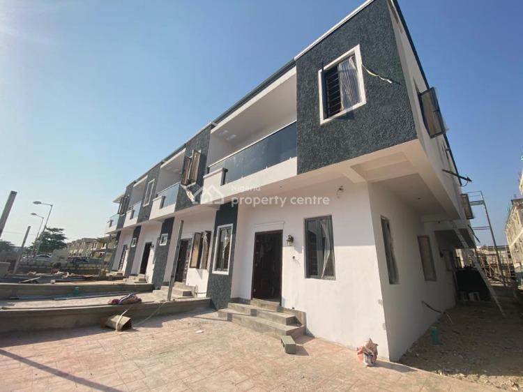 4 Bedroom Terrace Duplex, By Second Toll Gate Lekki, Lekki, Lagos, Terraced Duplex for Sale