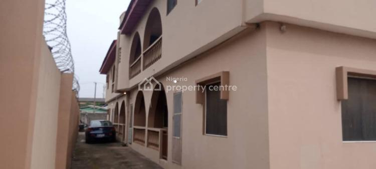4 Units of 3 Bedrooms Flats, Egunje Busstop, Along Idimu-ejigbo Road, Idimu, Lagos, Block of Flats for Sale
