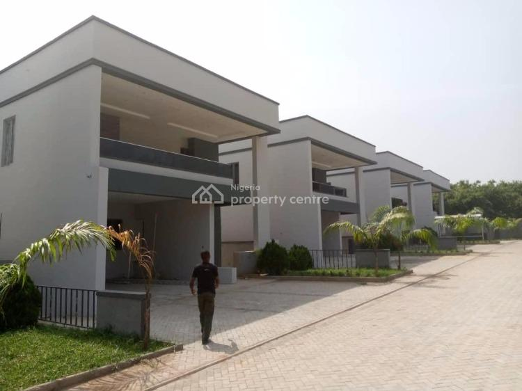 Luxury 4 Bedroom Detached Duplex with 2room Bq, Diplomatic Zone, Katampe Extension, Katampe, Abuja, Detached Duplex for Sale