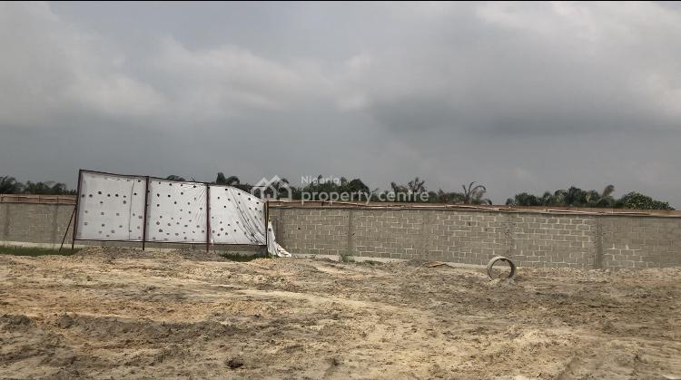 Buy and Build Land with C of O Within a Serene & Fast Developing Area, Meridian Boulevard Is Close to Abraham Adesanya, Miami & Atican Beach, Ajah, Lagos, Residential Land for Sale