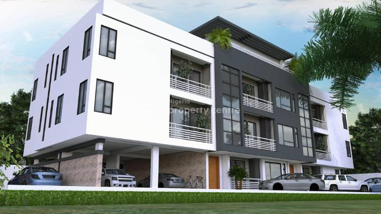Ongoing Serviced 2 Bedroom Flat with One Year Payment Plan., Behind Oral Estate Extension, Orchid Road, Second Toll Gate, Ikota, Lekki, Lagos, Flat for Sale