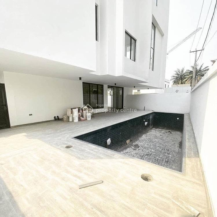 Magnificent 5 Bedroom Detached Luxury Now Selling, Ikoyi, Lagos, Detached Duplex for Sale