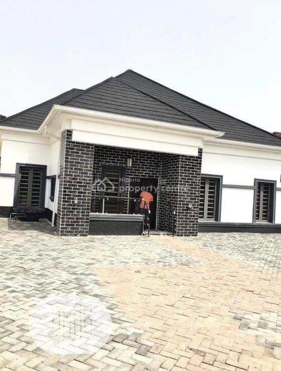 Newly Built Bungalow, Thomas Estate, Ajah, Lagos, Detached Bungalow for Sale
