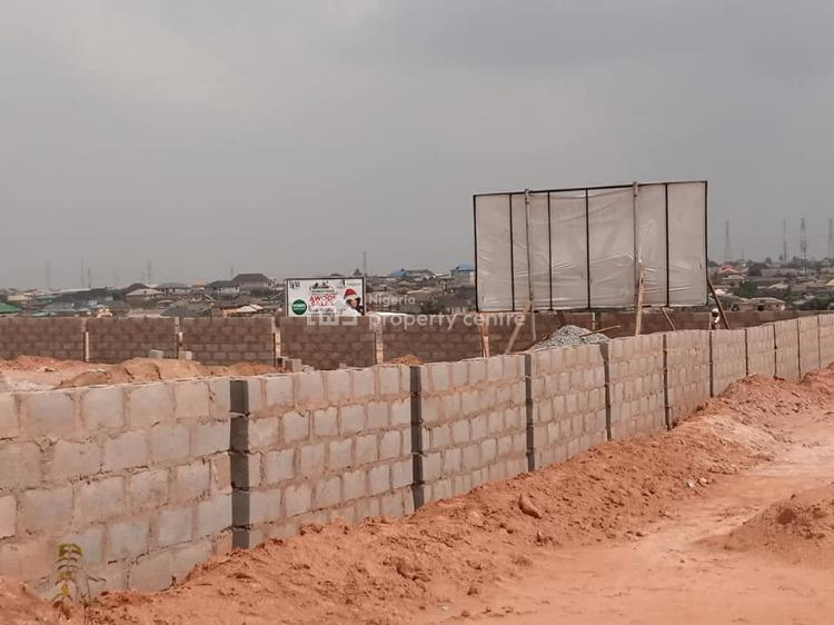 Dry Plots of Land in Serene Area, Ikola Road, Ipaja, Lagos, Residential Land for Sale