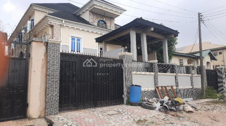 2 Bedroom Flat, Off Ago Palace Way, Okota, Isolo, Lagos, Flat for Rent
