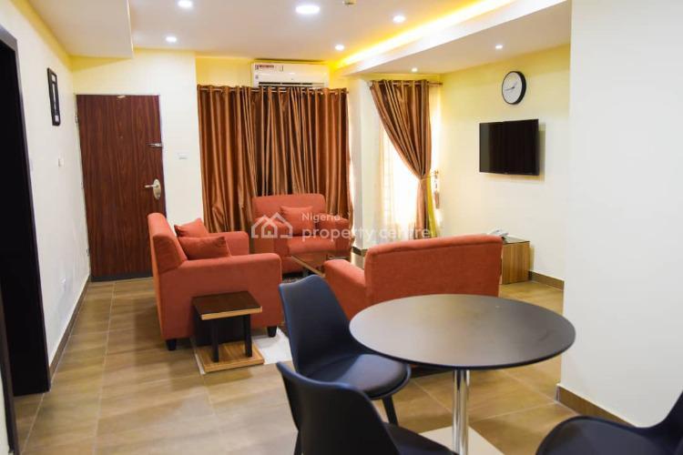 Lovely 2 Bedrooms Apartment, Off Allen Avenue Road, Ikeja, Lagos, Flat Short Let