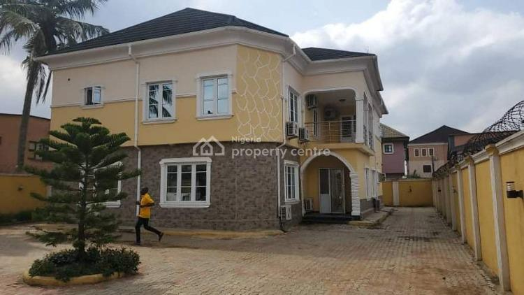 6 Bedroom Fully Detached House with Bq and 2 Parlor, Off Ago Palace Way, Okota, Isolo, Lagos, Detached Duplex for Sale