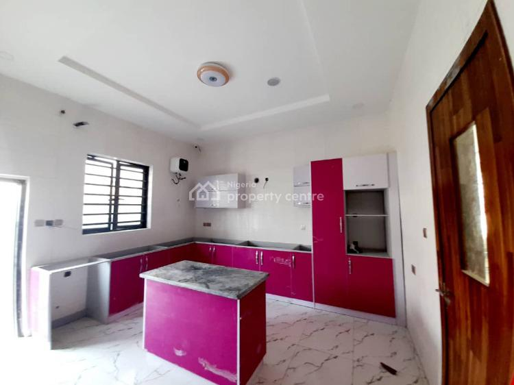 Newly Built 4 Bedroom Semi Detached Duplex, By Lekki 2nd Toll Gate, Lekki, Lagos, Semi-detached Duplex for Sale