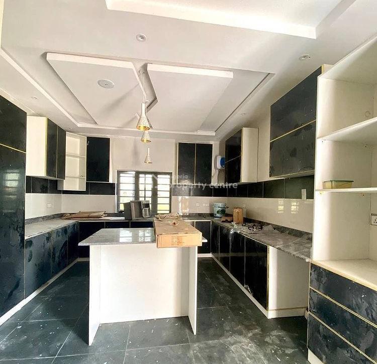 Luxury 5 Bedroom Fully Detached Duplex, Chevron2nd Roll Gate, Lekki, Lagos, Detached Duplex for Sale