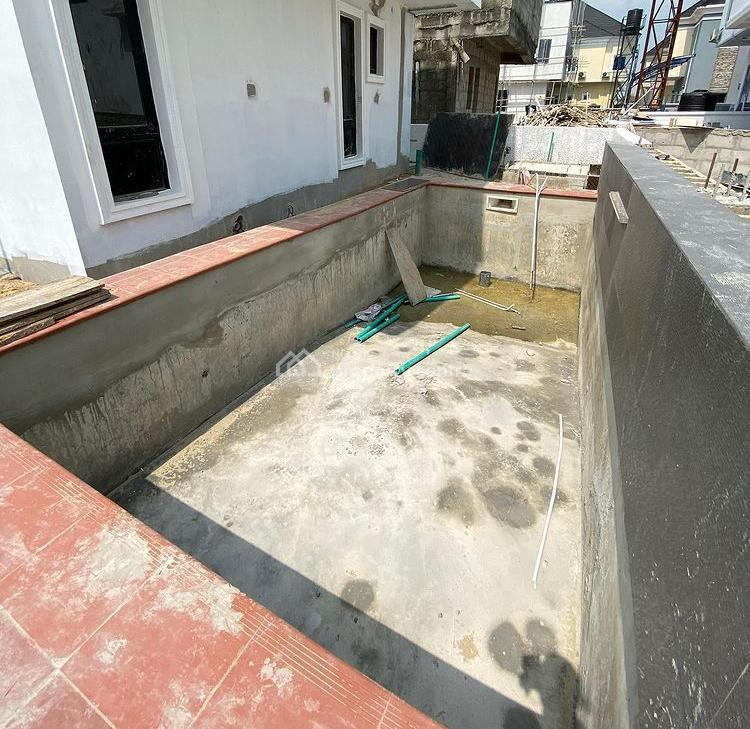 Luxury 5 Bedroom Detached Duplex with Swimming Pool, Lekki County, Lekki, Lagos, Detached Duplex for Sale