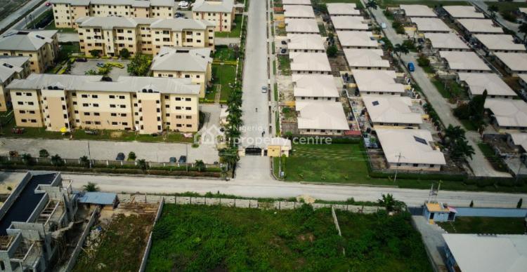 2 Bedrooms Terraced Duplex with Bq, Chois Estate, Abijo, Lekki, Lagos, Terraced Duplex for Sale