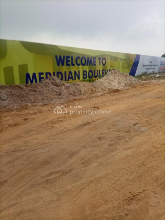 Land, Meridian Boulevard, Okun-ajah, Ajah, Lagos, Mixed-use Land for Sale