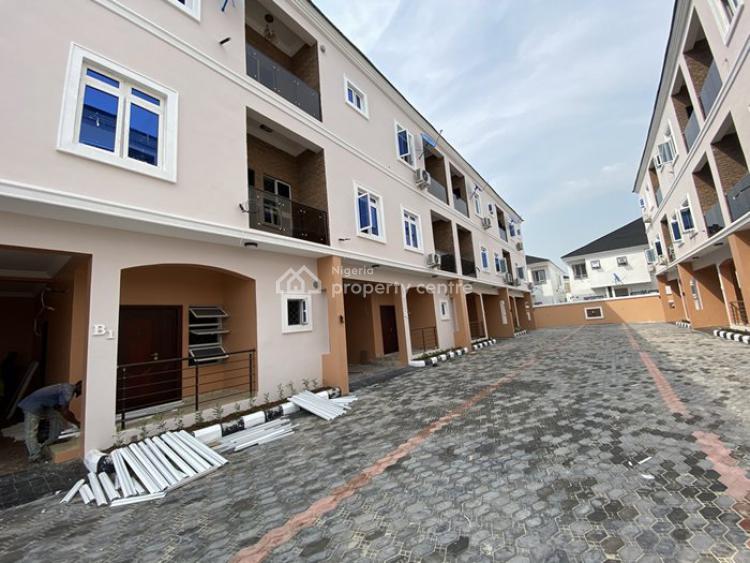Luxury 4 Bedroom Terraced Duplex, Ikate, Lekki, Lagos, Terraced Duplex for Sale