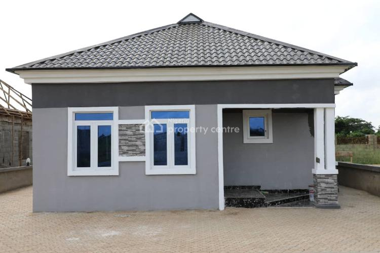 3 Bedroom Fully Detached Bungalows, Opposite Christopher University (beside Rccg Youth Church), Mowe Town, Ogun, Detached Bungalow for Sale