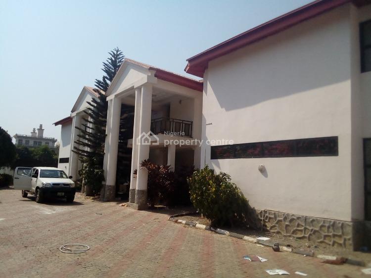 2 Units of 5 Bedrooms Duplex, Maitama District, Abuja, Semi-detached Duplex for Rent