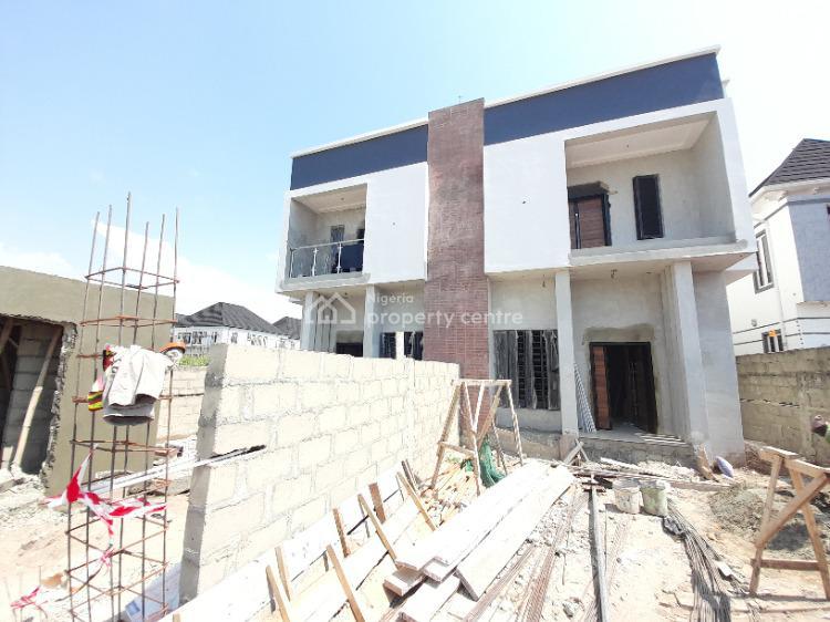 Luxury 4 Bedroom Semi Detached Duplex with Excellent Facilities, Orchid Road, Lekki, Lagos, Semi-detached Duplex for Sale