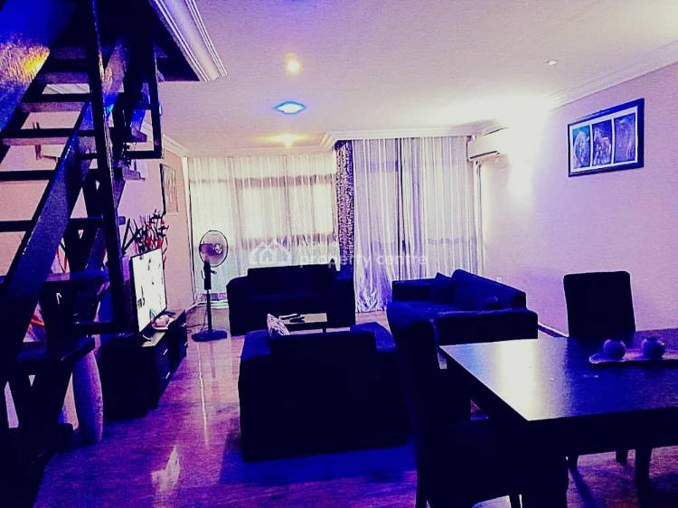 Luxuriously Furnished and Fully Serviced 2 Bedroom Massionette, 1004, Victoria Island (vi), Lagos, Terraced Duplex for Rent