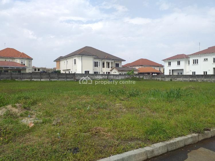 1054sqm of Corner Piece Dry Land, Zone a Nicon Town Estate, Nicon Town, Lekki, Lagos, Residential Land for Sale