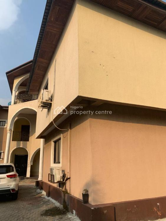 3 Bedroom Flat with a Room Bq, Parkview, Ikoyi, Lagos, Flat for Rent