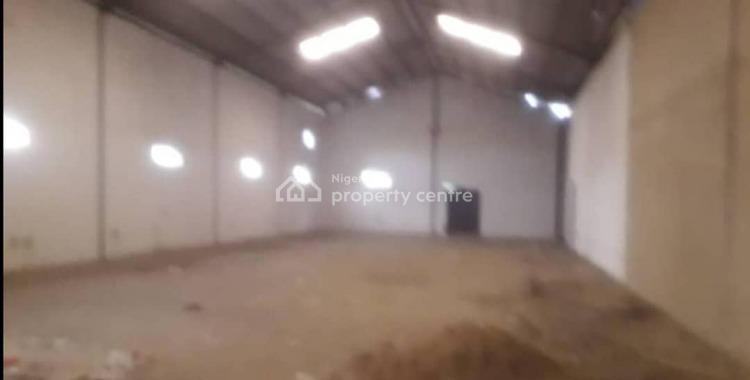 10,000 Ft2 Warehouse, Wawa After The Long Bridge, Opic, Isheri North, Lagos, Warehouse for Rent